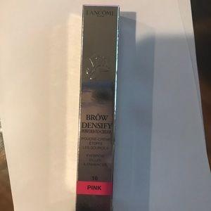 Lancôme brow density powder to cream